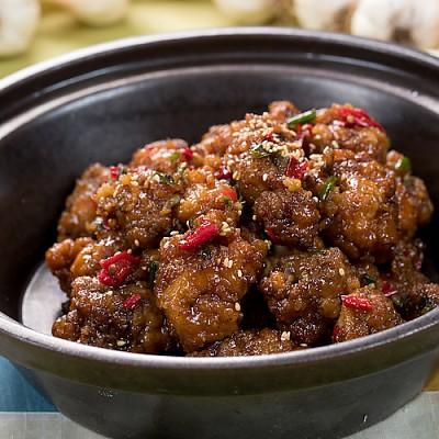 닭강정(국내산) 400g